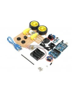 3WD Robot Car Kit