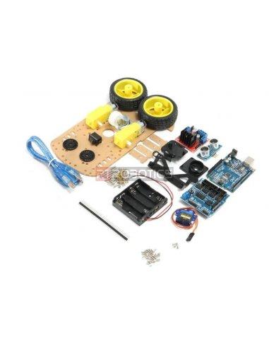3WD Robot Car Kit