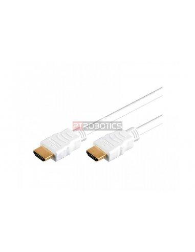 Cabo HDMI 1.5m - White