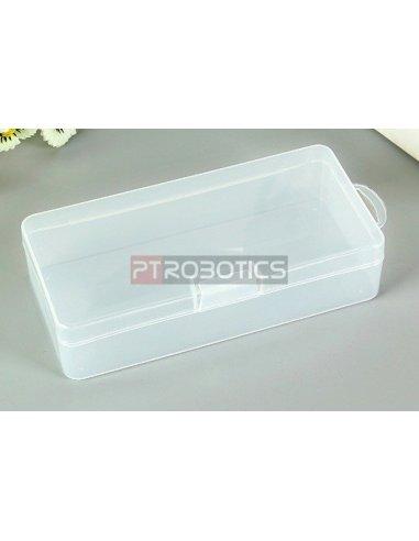 Plastic Box - 184x90x45mm | Caixas Arrumação |