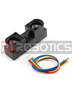 Sharp GP2Y0A41SK0F Analog Distance Sensor 4-30cm w/ cable