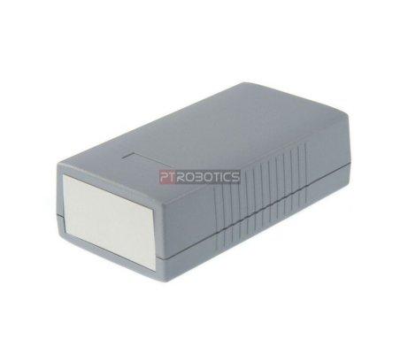 Velleman G416 Moulded Project Box 150x80x45mm - Dark Grey   Caixas de Aparelhagem  