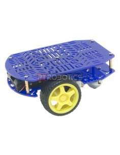 Magician Chassis V1 - Blue