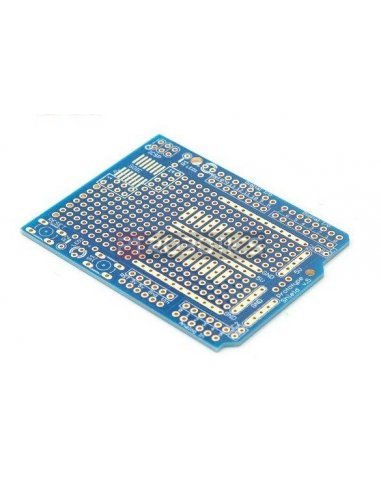Prototyping PCB for Arduino Uno