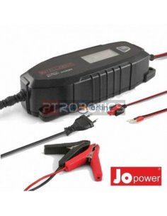 Automatic Maintenance Charger for Lead-Gel, AGM and LiFePO4 Batteries 1.2 to 120A