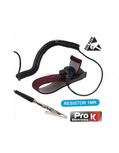 ProK Anti-Static Wrist Strap | Acessórios |