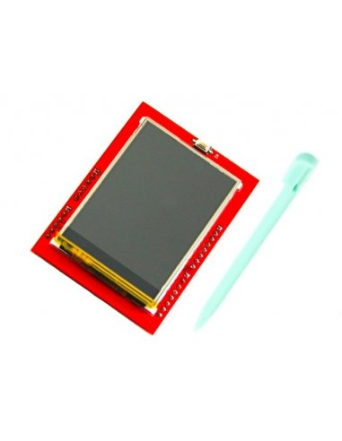 2.4 inch TFT LCD Touchscreen Display Shield for Arduino Uno R3   Display Arduino  