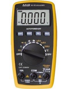 Axiomet AX-105 Digital multimeter