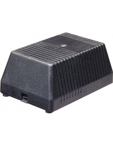 ABS Enclosure 137x97x67mm - Black | Caixas de Aparelhagem |