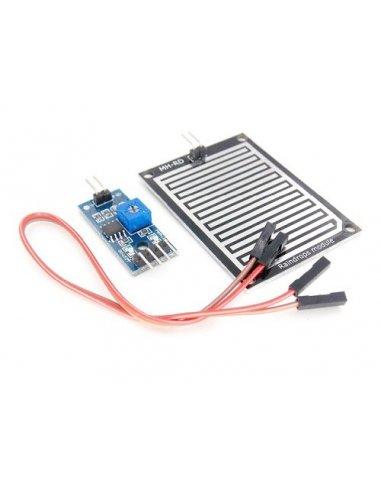 Raindrop Sensor Module for Arduino