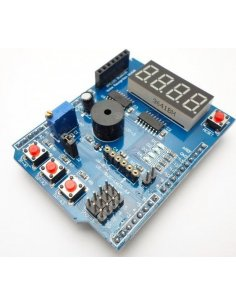 Multi-Function Shield for Arduino