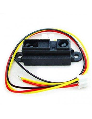 Sharp GP2Y0A21YK0F Analog Distance Sensor 10-80cm w/ cable
