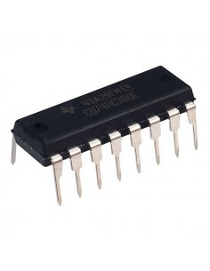 74HC390 - Dual Decade Ripple Counter