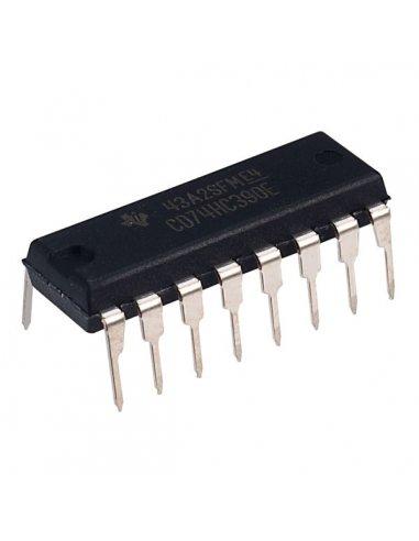 74HC390 - Dual Decade Ripple Counter | 74HC(T) |