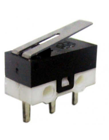 MicroSwitch Small Normal Lever 125V 1A | MicroSwitch |