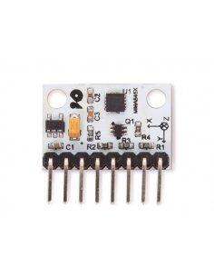 Velleman VMA208 3-Axis Digital Acceleration Sensor Module Digital - MMA8452
