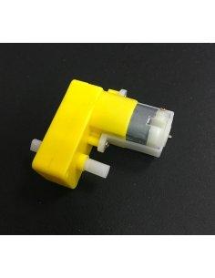 Micro DC Geared Motor 48:1
