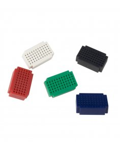 Velleman VTBB6 5 Piece Mini Solderless Breadboard Set