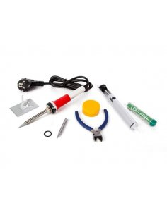 Velleman K/SOLD3 Electric Soldering Set