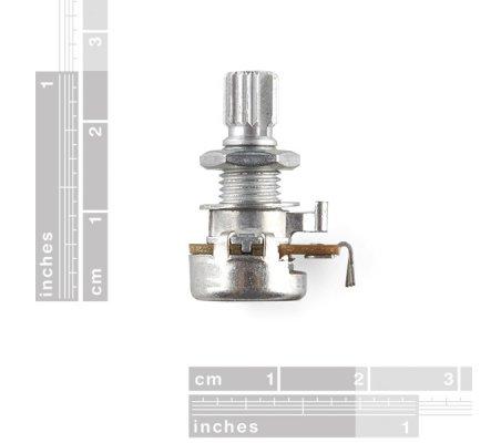 Rotary Potentiometer - 10k Ohm, Linear