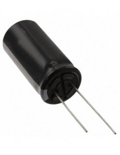 Condensador Electrolitico 100uF 16V 105ºC
