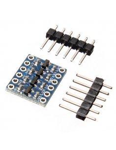 I2C Logic Level Converter Bi-Directional Module 5V to 3.3V For Arduino