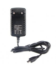 Micro USB power supply adapter 5V 3A Black
