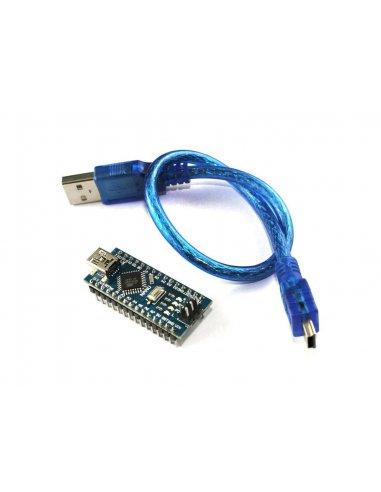 Arduino Nano V3.0 compatible CH340 Chip w/ USB Cable | Arduino |