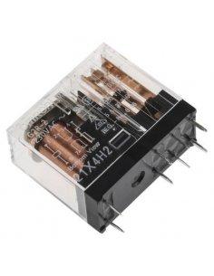 Omron G2R-2 230VAC Relay DPDT 5A 230Vac