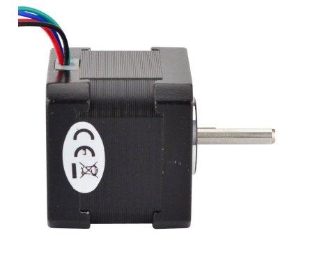Nema 17 Bipolar 1.8deg 36Ncm (51oz.in) 0.85A 5.4V 42x42x39mm 4 Wires