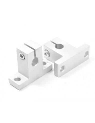 SK8 Shaft Support Linear Rail Vertical Bearings Shaft