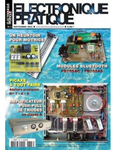 Electronique Pratique 363 SET 2011