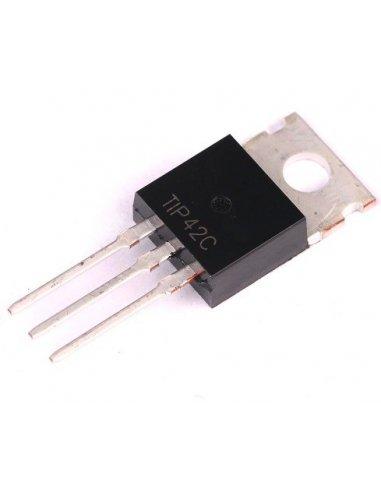 TIP42C - PNP Power Darlington Transistor 100V 6A | Transistores |