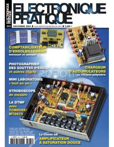 Electronique Pratique 365 NOV 2011