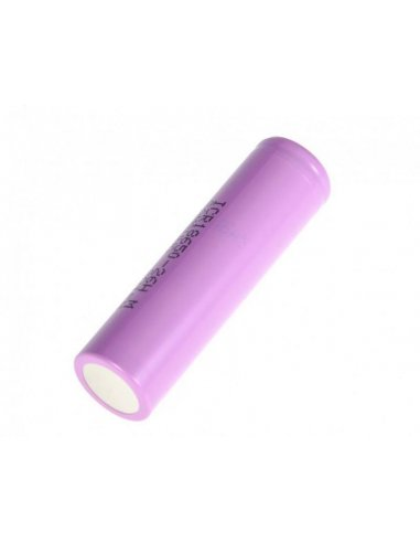 Lithium Ion Polymer RE-Battery MR18650 - 3.6V 3350mAh | Baterias Litium |