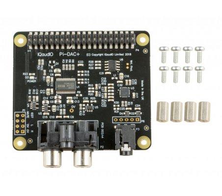 Pi-DAC+ Full-HD Audio Card ModmyPi