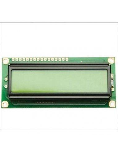 16x2 LCD Module - Verde
