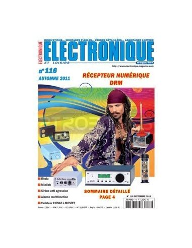 Electronique et Loisirs 116
