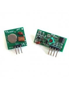 315Mhz transmitter and receiver module