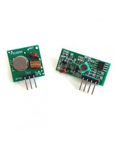 315Mhz transmitter and receiver module | 315Mhz e 433Mhz |