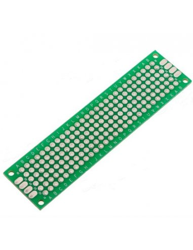 PCB Universal Prototyping Double-Sided Board 2x8cm | PCB |