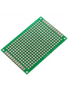 PCB Universal Prototyping Double-Sided Board 4x6cm
