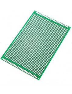 PCB Universal Prototyping Double-Sided Board 9x15cm