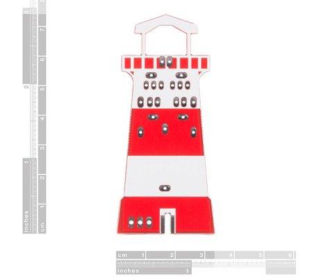 Kit DIY Farol | Ensino Básico | Sparkfun