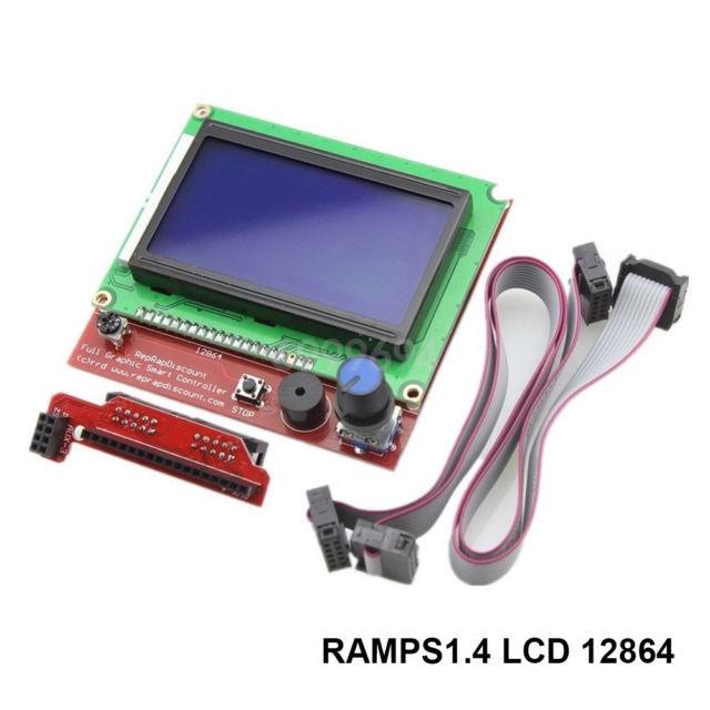 Rampes 1.4 Bare PCB électronique Kit pour Arduino RepRap 3D Printer Controller
