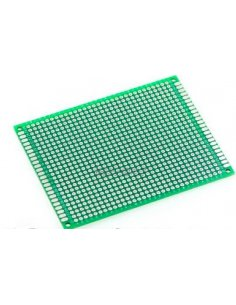 PCB Universal Prototyping Double-Sided Board 12x18cm