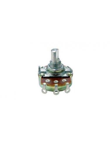 P231-QC20BR100K Potentiometer 100K 500mW Linear   Potenciometros Rotativos  