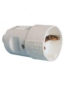 AC Supply Socket 2P+PE 16A 230VAC