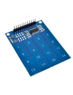TTP229 16 Key Capacitive Keypad