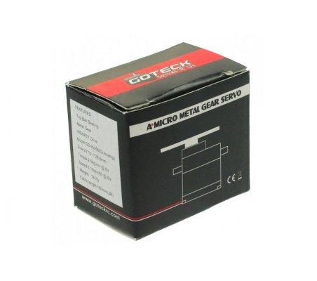 Goteck micro metal gear servo (2.5kg)